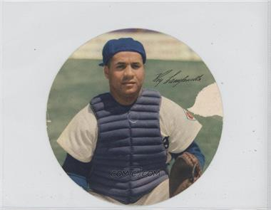 1952 H-O Instant Oatmeal Records #N/A - Roy Campanella