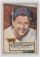 Willie Ramsdell [GoodtoVG‑EX]