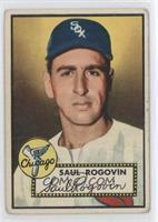 Saul Rogovin [GoodtoVG‑EX]
