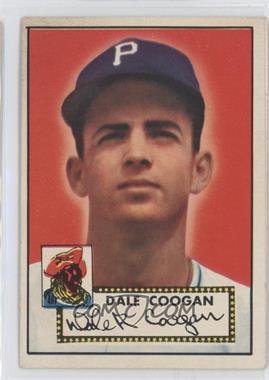 1952 Topps - [Base] #87 - Dale Coogan