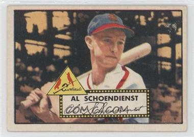1952 Topps - [Base] #91 - Red Schoendienst