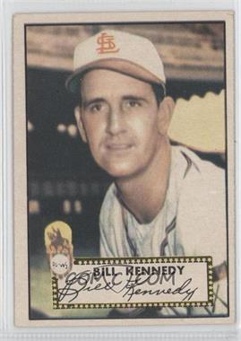 1952 Topps #102 - Bill Kennedy