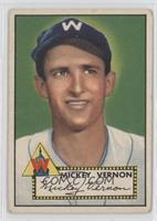 Mickey Vernon [Good to VG‑EX]