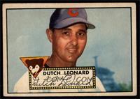 Dutch Leonard [EX]