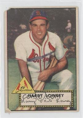 1952 Topps #111 - Harry Lowrey