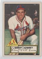 Harry Lowrey