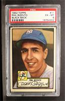 Phil Rizzuto (Black Back) [PSA 6]