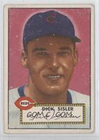Dick Sisler [GoodtoVG‑EX]