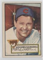 Willie Ramsdell