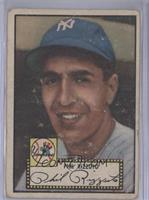 Phil Rizzuto (Black Back) [Good to VG‑EX]