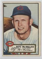 Roy McMillan [Poor to Fair]