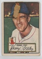 Johnny Pesky (Red Back) [Poor to Fair]