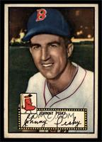Johnny Pesky (Black Back) [EX]