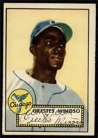 Minnie Minoso [VG EX]
