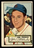 Joe Presko [GOOD]