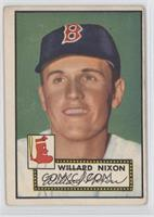 Willard Nixon [Good to VG‑EX]