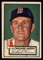 Willard Nixon [EX]