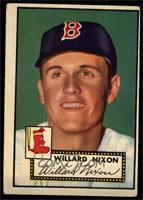 Willard Nixon [VG]