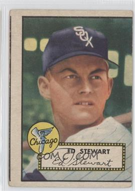 1952 Topps #279 - Ed Stewart [Good to VG‑EX]