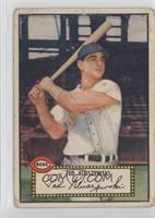Ted Kluszewski (Red Back) [Poor to Fair]