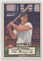 Ted Kluszewski (Black Back) [Good to VG‑EX]