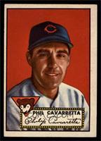 Phil Cavarretta [EX]