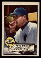 Paul Richards [VG]
