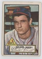 Wilmer Mizell [Good to VG‑EX]