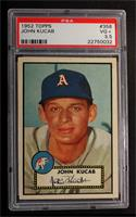 Johnny Kucab [PSA 3.5]