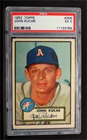 Johnny Kucab [PSA 5]