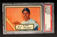 Gil Hodges (Black Back) [PSA 5]