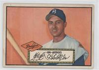 Gil Hodges Black Back [Good to VG‑EX]