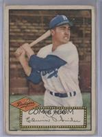 Duke Snider (Red Back) [Poor to Fair]