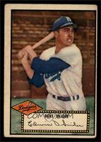 Duke Snider (Black Back) [VG]