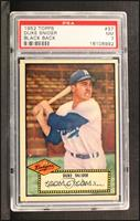 Duke Snider (Black Back) [PSA 7]