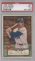 Duke Snider (Black Back) [PSA 3.5]