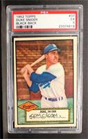 Duke Snider (Black Back) [PSA 5]
