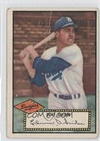 Duke Snider (Black Back)