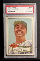 Billy Herman [PSA 6]