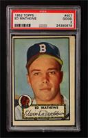 Eddie Mathews [PSA 2]