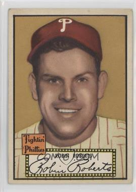 1952 Topps #59.2 - Robin Roberts