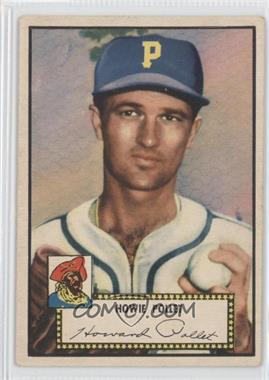 1952 Topps #63 - Howie Pollet