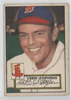 Vern Stephens [Good to VG‑EX]