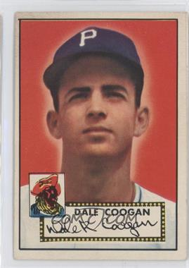 1952 Topps #87 - Dale Coogan