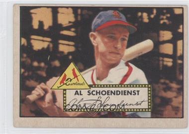 1952 Topps #91 - Red Schoendienst