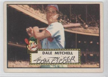 1952 Topps #92 - Dale Mitchell