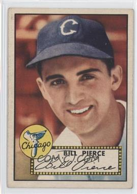 1952 Topps #98 - Billy Pierce