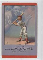 Babe Ruth (Abele Farm Equipt. Corp.) [GoodtoVG‑EX]