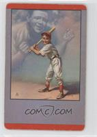 Babe Ruth (No Advertiser Name)