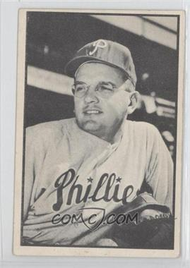 1953 Bowman Black and White #58 - Jim Konstanty